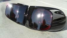 CUSTOM! 07-14 FJ Cruiser Smoked Tail Lights Black OEM Tinted painted non led