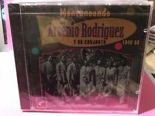 RARE cd SALSA Tumbao ARSENIO RODRIGUEZ Montuneando 1946-50 RINCÓN CALIENTE