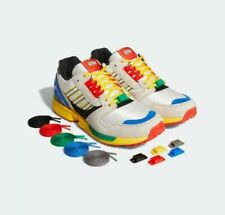 LEGO X Adidas ZX 8000 FZ3482 Mens's Size 7 FAST SHIPPING