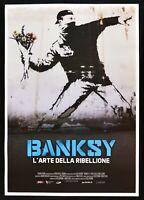 Poster Banksy L'Art Der Aufstand Heliumballon Espana Ben Eine Simon Reynolds