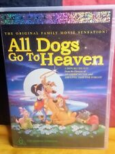 All Dogs Go To Heaven [1989] (DVD, R4, 2004)