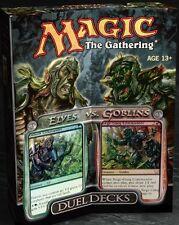 Elves vs. Goblins Duel Deck - ENGLISH Sealed - Brand New - MTG MAGIC ABUGames