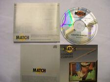 CHRIS LYNCH Country Comfort – Match Library - UK CD – Bluegrass, Cajun Themes