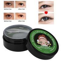 Maschera per gli occhi 60 pezzi Gel per gli occhi Patch per gli occhi Cura del