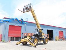 New listing 2006 Caterpillar Th360B 7,000Lb Telescopic Reach Forklift Telehandler bidadoo