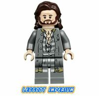 LEGO Minifigure - Sirius Black - Harry Potter Azkaban hp174 FREE POST