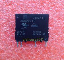 1pcs AQG22212 NAIS Encapsulation:ZIP-4,AQG Solid State Relay, Non-Zero Cross