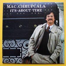 Mac Chrupcala Private Label RI LP Bobby Greene
