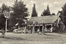 MULVENEY & SON WHITE ROSE GAS STATION COCA-COLA KENDALL LUNCH glossy 5x7