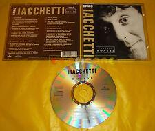 Enzo Iacchetti - CANZONI BONSAI - CD 1991