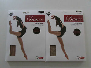 Silky Chidrens Girls Stirrup Shimmer Dance / Ballet Tights (016)