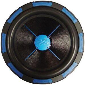 """Power Acoustik MOFO152X 15"""" Woofer 3000 W Dual 2 Ohm 2.5"""" Voice Coils 340Oz"""