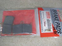 NOS OEM Yamaha Brake Pad Kit 2003-05 FJR1300 1998-01 YZF-R1 5JJ-W0045-00