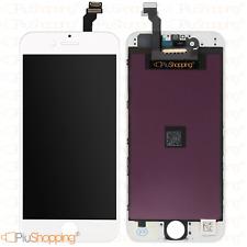 DISPLAY LCD RETINA PER APPLE IPHONE 6 PLUS BIANCO TOUCH SCREEN ORIGINALE TIANMA