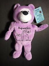 "Zodiac Bean Bears ""Aquarius"""