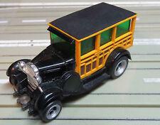 Faller Aurora - raro Ford 1929 + 2 nuevos Ruedas traseras y Lijadora