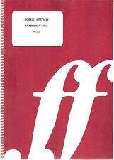 Robert Simpson, Symphony No.7 for orchestra (1977), study score pub Faber