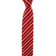 "NWT Seaward /& Stearn Dark Brown /& Navy Handmade 3.5/"" 100/% Silk Neck Tie"