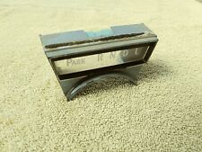 General Motors chevy shift indicator in Parts & Accessories