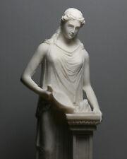Hestia Vesta Statue Greek Roman Goddess of Home Family Sculpture Figure 10.24in