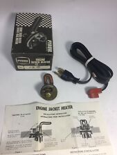 Pyroil Engine Block Heater No.125 Fits Honda Accord 2.0L Transverse 4cyl 1988-89