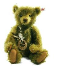 "STEIFF  ""JULES, THE JUNGLE TEDDY BEAR"" 034947 PENDANT WITH SWAROVSKI ELEMENT,"