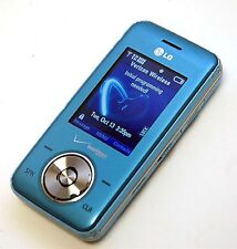 LG Chocolate VX8550 Verizon Wireless BLUE ICE Cell Phone vx-8550 slider V-Cast B
