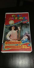The Big Comfy Couch - Know Your No No's/123 Count With Me (VHS)