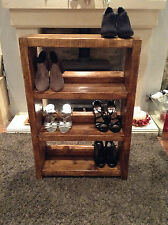3 shelf shoe rack or book case