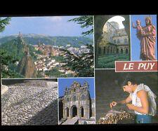 LE PUY (43) DENTELLIERE au CARREAU en 1988 / Francis DEBAISIEUX N°43.07