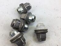 09-14 Nissan 370Z Coupe Wheel Lug Nut Set Of 5 Lugs Nuts S