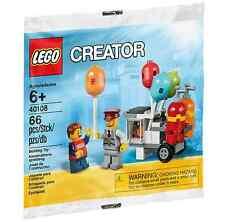 Lego ® Creator polybag 40108 ballonverkaufsstand nuevo embalaje original