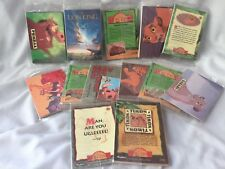 SKYBOX DISNEY'S THE LION KING MINT TRADING CARDS SEALED -13 packs