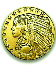 $5 Indian Head Liberty 1/10 oz. 24 Gold Proof (2020) BEST OFFER SALE