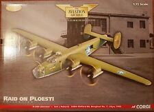 Corgi Aviation Nez Art B-24J Liberator Jerk S naturel 328th BS/93rd BG US34013