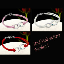 Modeschmuck-Armbänder mit Kristall Infinity