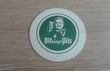 Bitburger Pils - German - Beermat