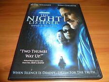 The Night Listener (DVD, Widescreen 2007)
