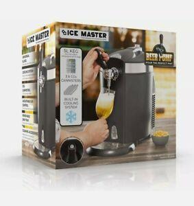 ✅Draft Beer Machine Pump Dispenser Beer Tap - Holds 5L Kegs ✅BRAND NEW