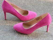Ladies Corelli  (Style Name - Monicas) Pink Coloured Heels (size 10)