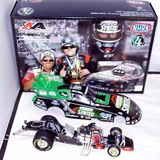 1:24 2007 ACTION NHRA MUSTANG FUNNY CAR CASTROL ERIC MEDLEN TRIBUTE JOHN FORCE