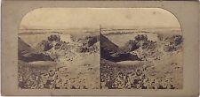 Egypte Vintage Stéréo Frith Albumine ca 1860