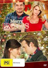 Merry Ex-Mas / Oh Christmas Tree (DVD, 2017, 2-Disc Set)