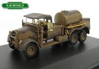 BNIB OO GAUGE OXFORD 1:76 76WOT001 FORD WOT1 CRASH TENDER MICKY MOUSE (SCAMPTON