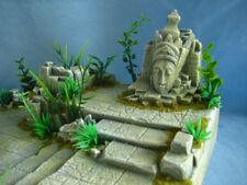 Jungle Goddess Jamurah Unpainted Ceramic Thomarillion Terrain Dwarven Forge