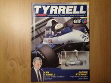 Autosport '92 Insert-Celebration/Tyrrel l's 25 Years in Formula 1 Jackie Stewart