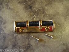 TOG ROLLER NUT GOLD WITH SCREWS NEW MADE IN KOREA