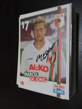 58164 Marcel De Jong FC Augsburg original signierte Autogrammkarte