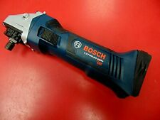 "Bosch GWS18V-45 18v Cordless 4-1/2"" Cordless Angle Ginder *OPEN BOX*"
