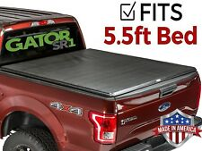 Gator SR1 Roll-Up (fits) 2015-2019 Ford F150 5.5 FT Soft Tonneau Truck Bed Cover